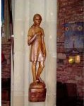 Child of Cannington Statue